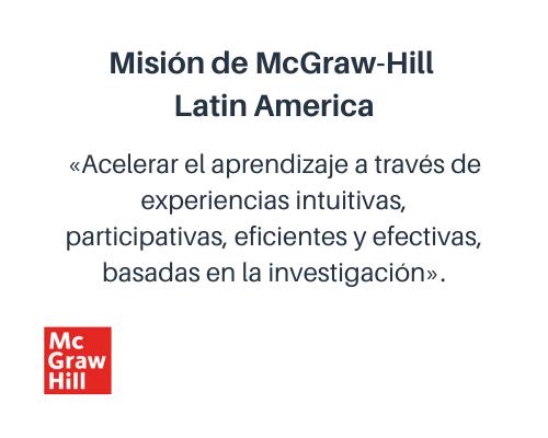 Misión McGraw Hill