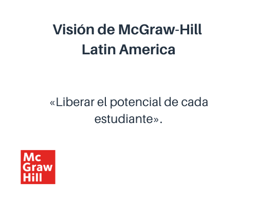 Visión empresarial de McGraw-Hill Latin America