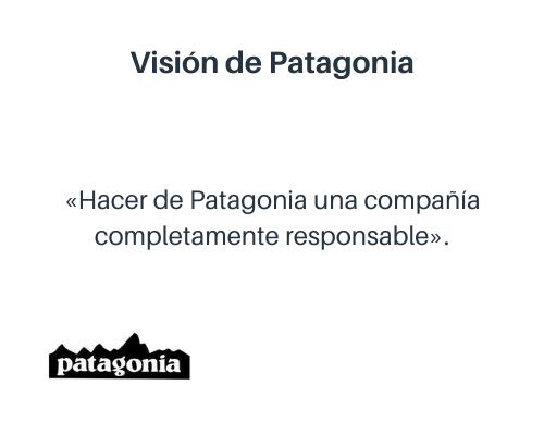 Ejemplo de visión de una empresa: Patagonia