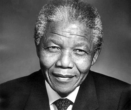Ejemplo de tipo de liderazgo visionario: Nelson Mandela