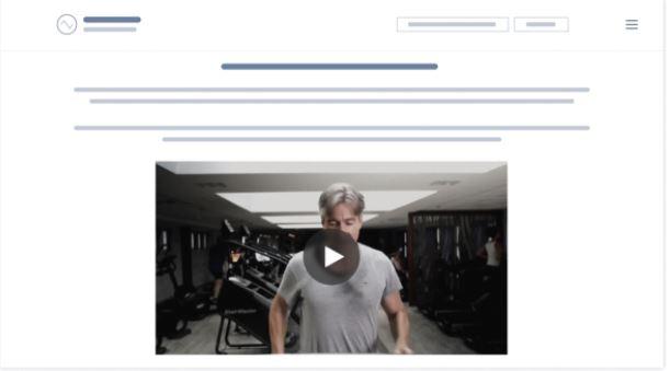 Ejemplo de pruebas adaptativas con HubSpot: versiones de videos