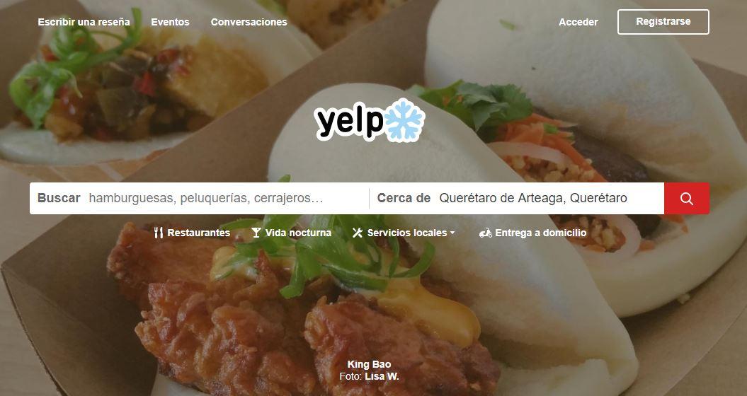 Cómo obtener reseñas positivas: Yelp