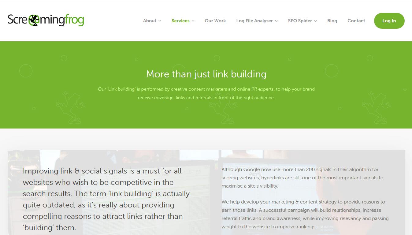 Screaming frog, herramienta para potenciar link building