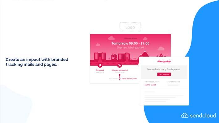Sendcloud, aplicación de envíos para tiendas de Shopify