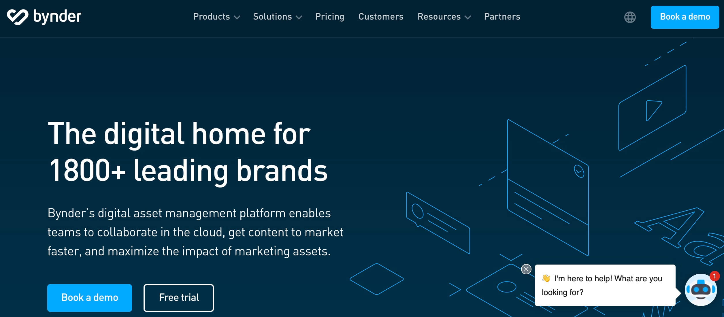 Software de gerencia de marca, Bynder