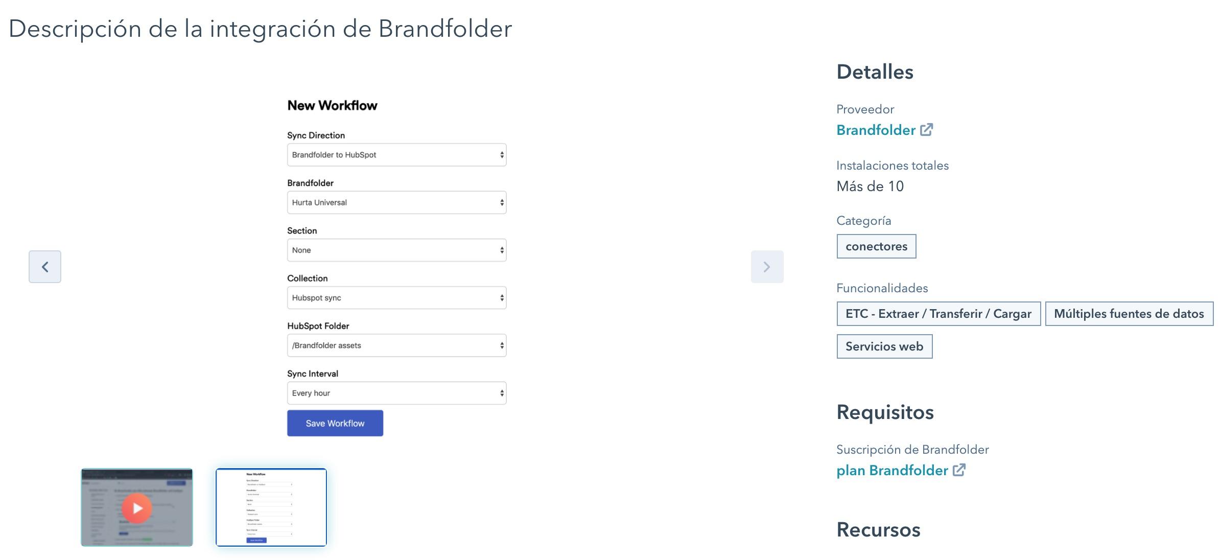 Software de brand management: Brandfolder