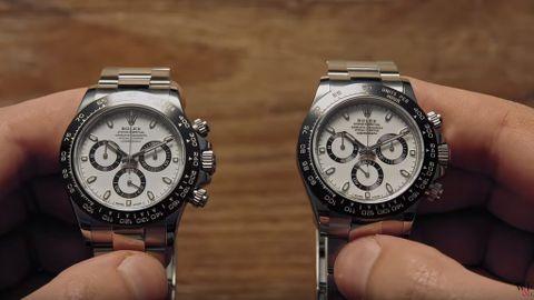 Ejemplo de valor percibido: Rolex