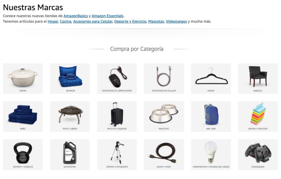 Ventaja competitiva: ejemplo de ventaja comparativa de Amazon Basics y Amazon Essentials