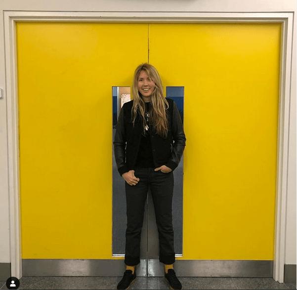 Colaboradora de la agencia creativa Wolff Olins